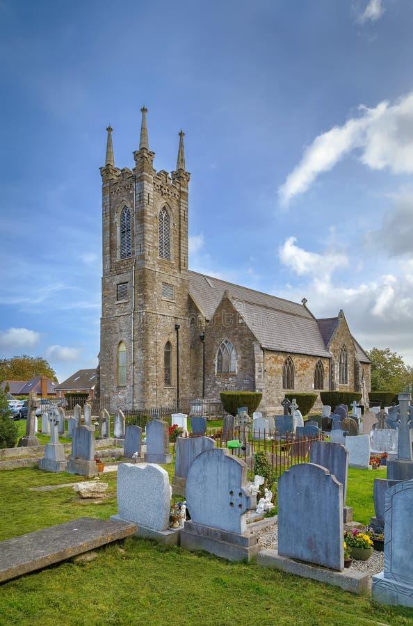 Εκκλησία Αγίου Brigid, Δουβλίνο, Ιρλανδία στοκ εικόνα με δικαίωμα ελεύθερης χρήσης