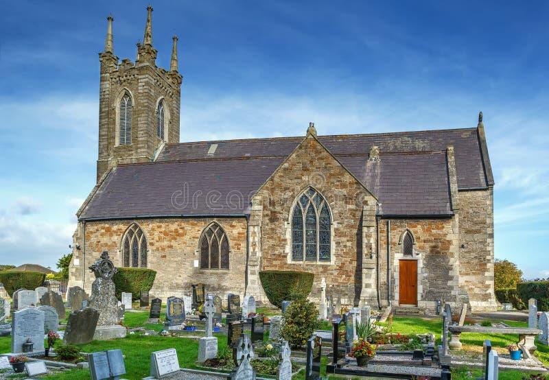 Εκκλησία Αγίου Brigid, Δουβλίνο, Ιρλανδία στοκ φωτογραφίες με δικαίωμα ελεύθερης χρήσης