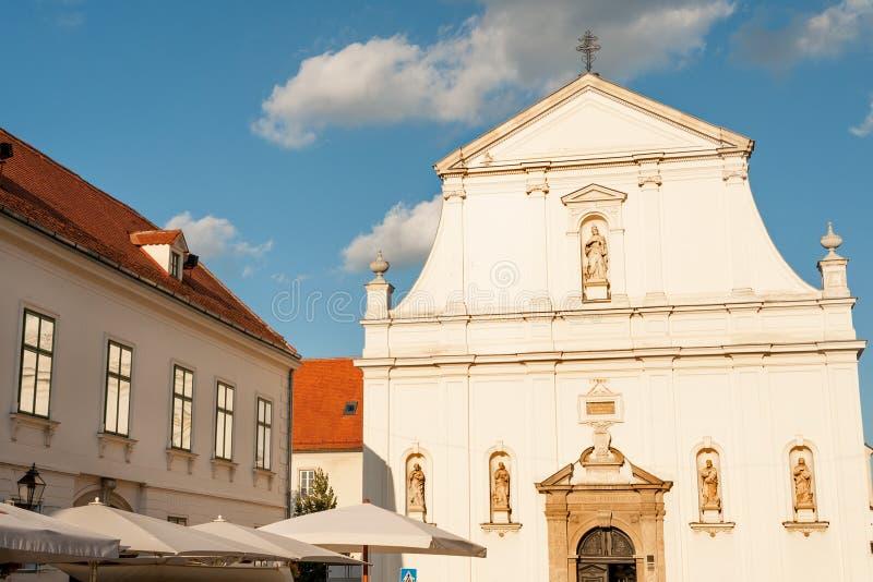 Εκκλησία Αγίου Catherine στοκ φωτογραφία
