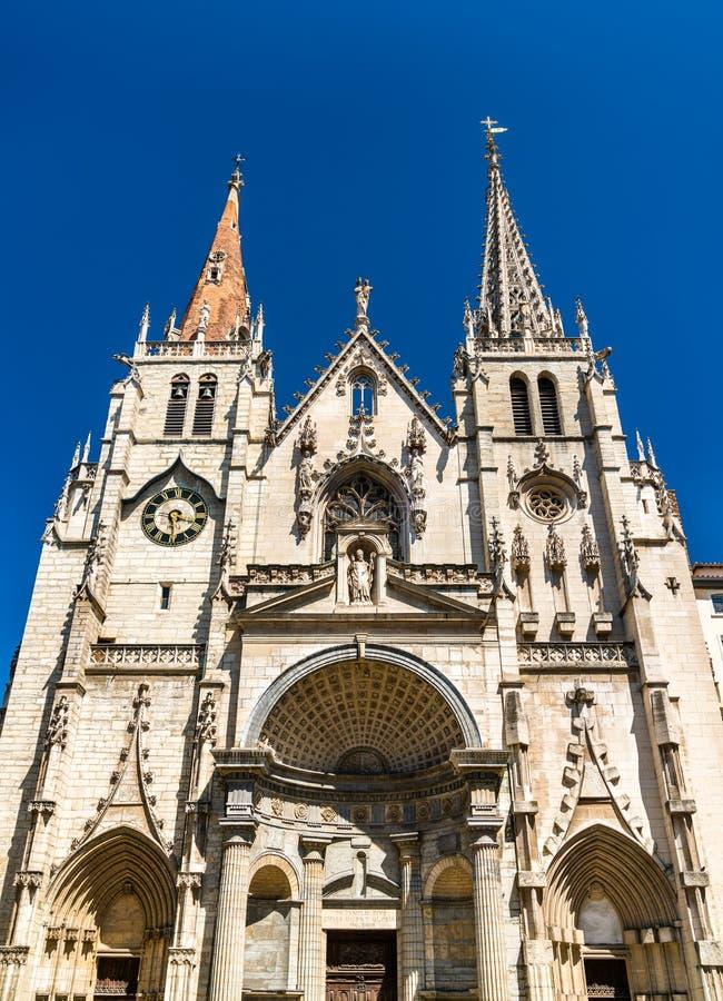 Εκκλησία Αγίου Nizier στη Λυών, Γαλλία στοκ φωτογραφίες με δικαίωμα ελεύθερης χρήσης
