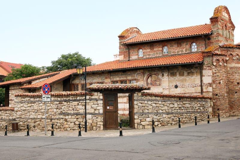 Εκκλησία Αγίου Stephen Nessebar στοκ φωτογραφία με δικαίωμα ελεύθερης χρήσης