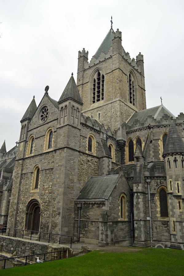 εκκλησία Δουβλίνο Χρισ& στοκ φωτογραφίες
