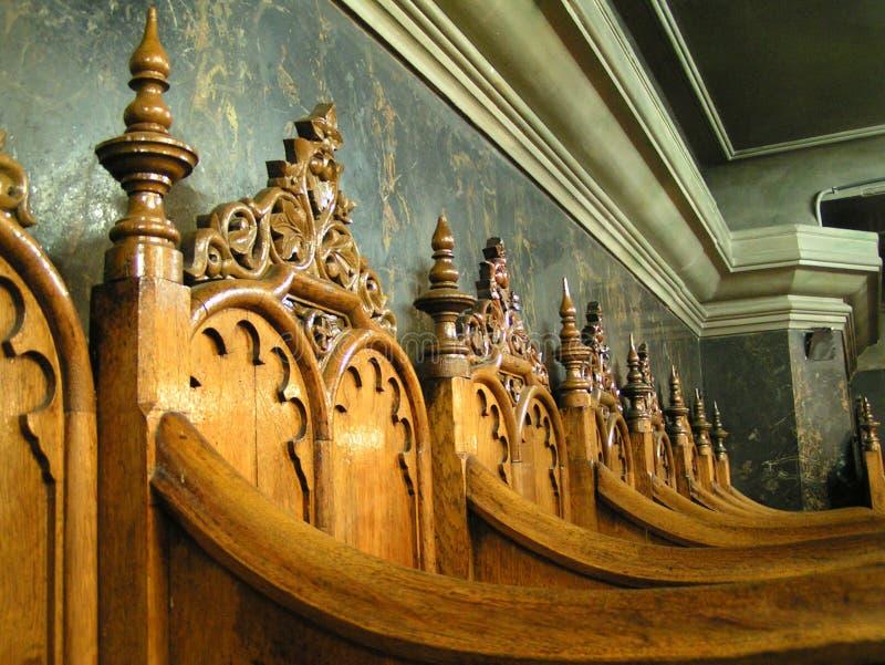Download εκκλησία εδρών στοκ εικόνα. εικόνα από δωμάτιο, έδρες, δάσος - 56709