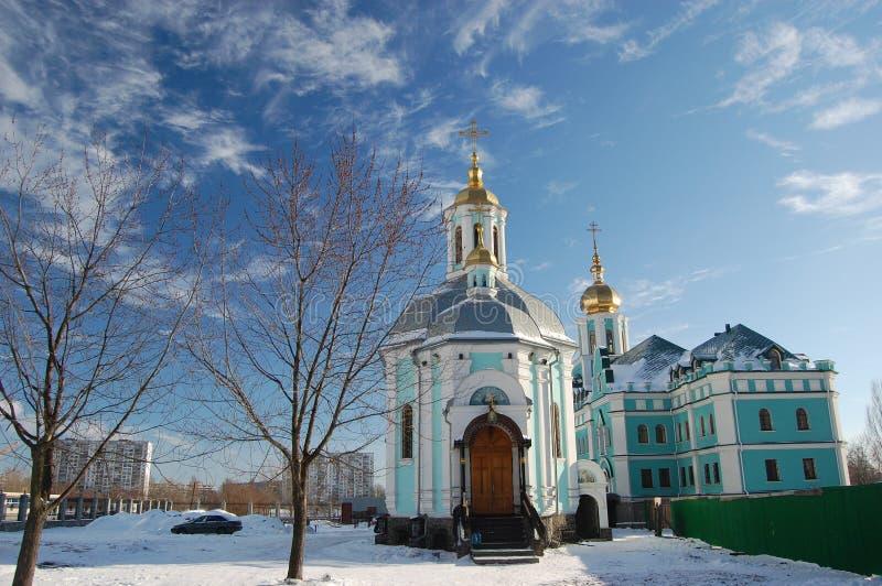 εκκλησία Κίεβο παλαιά Ο&u στοκ φωτογραφίες