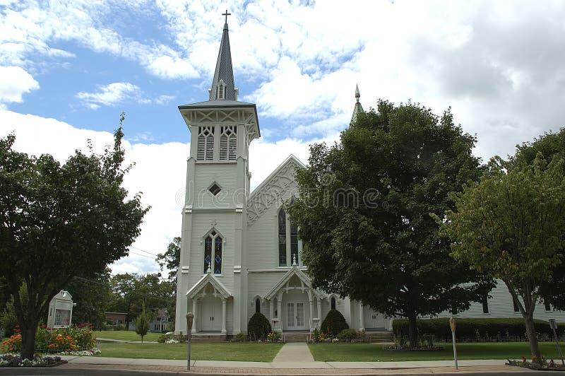 εκκλησία μεθοδιστής Στοκ φωτογραφίες με δικαίωμα ελεύθερης χρήσης