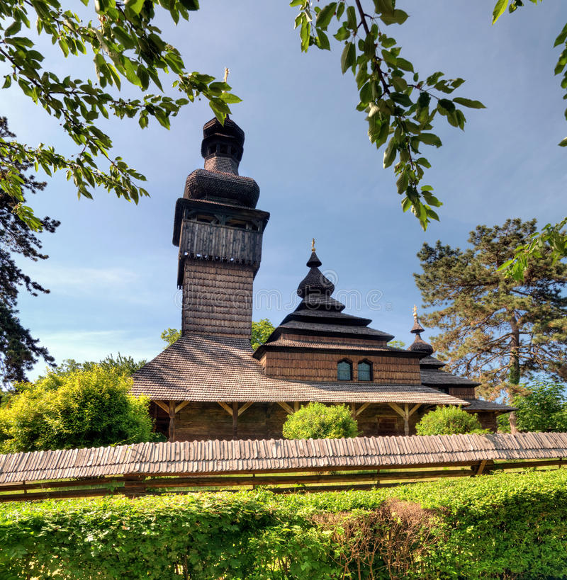 εκκλησία παλαιά Ουκρανί&a στοκ εικόνα