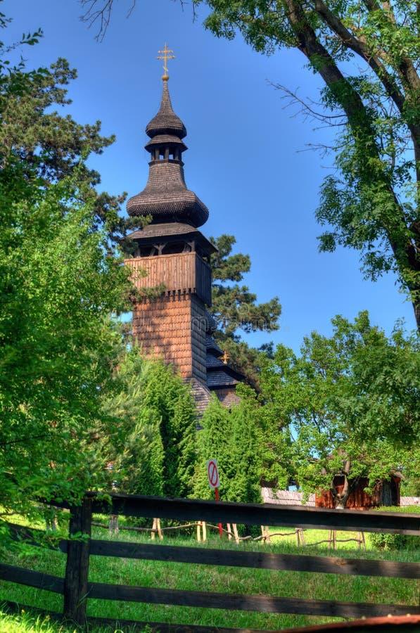 εκκλησία παλαιά Ουκρανί&a στοκ εικόνα με δικαίωμα ελεύθερης χρήσης