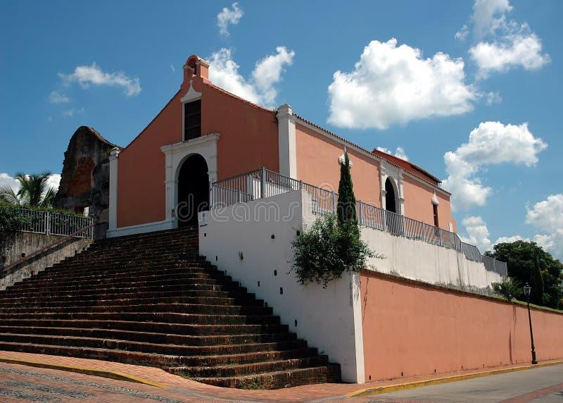 Download εκκλησία παλαιά στοκ εικόνα. εικόνα από καραϊβικός, παλαιός - 398003