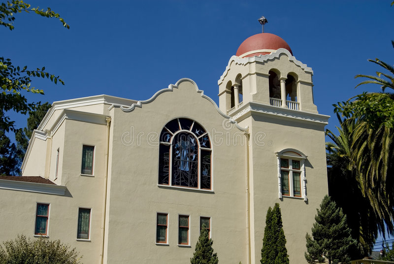εκκλησία Σεβαστούπολη στοκ φωτογραφίες
