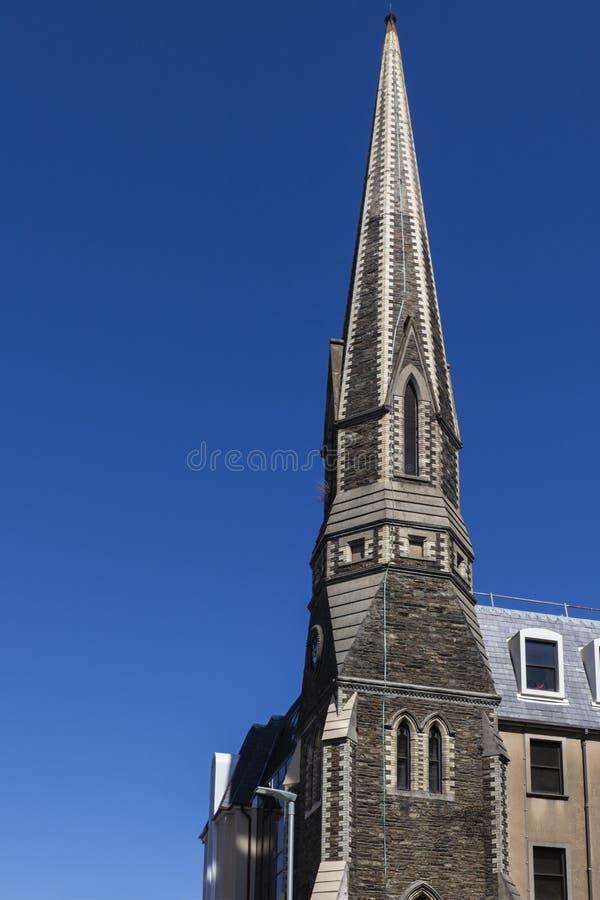 Εκκλησία σε Ντάγκλας στοκ εικόνες