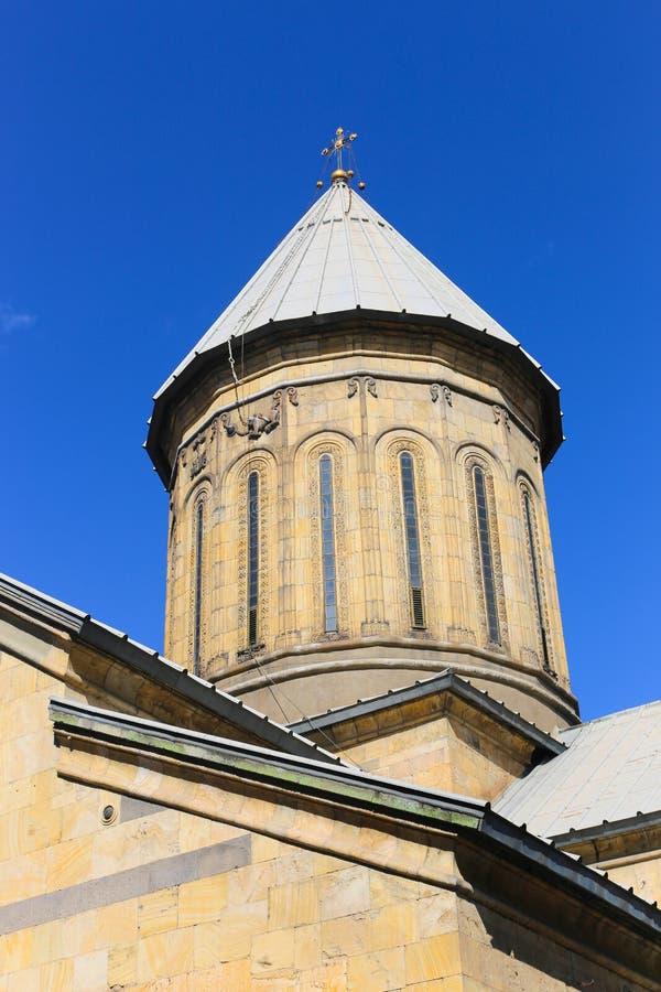 Εκκλησία στο Tbilisi - τη Γεωργία στοκ φωτογραφία
