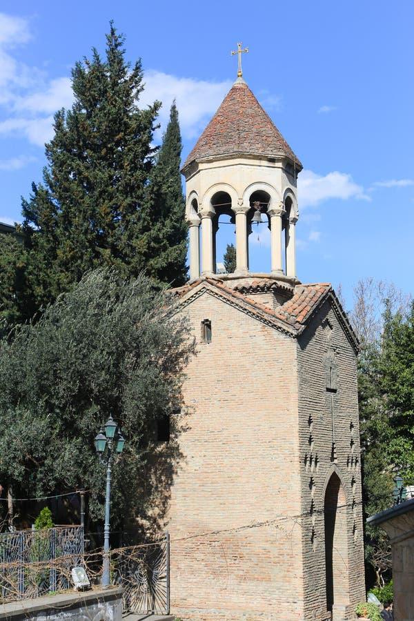 Εκκλησία στο Tbilisi - τη Γεωργία στοκ εικόνες με δικαίωμα ελεύθερης χρήσης