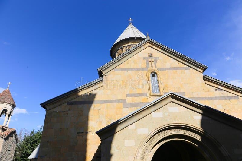 Εκκλησία στο Tbilisi - τη Γεωργία στοκ εικόνες