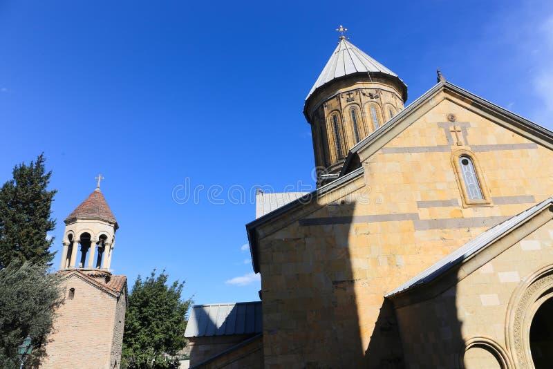 Εκκλησία στο Tbilisi - τη Γεωργία στοκ φωτογραφία με δικαίωμα ελεύθερης χρήσης