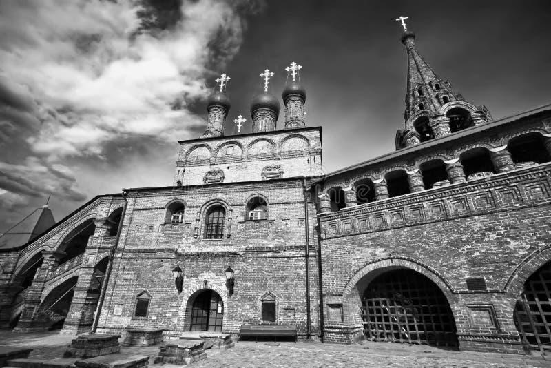 εκκλησία τα παλαιά ρωσι&kappa στοκ φωτογραφίες με δικαίωμα ελεύθερης χρήσης