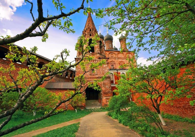 εκκλησία τα παλαιά ρωσι&kappa στοκ εικόνες με δικαίωμα ελεύθερης χρήσης