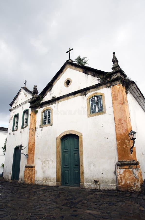 εκκλησία της Βραζιλίας στοκ φωτογραφία με δικαίωμα ελεύθερης χρήσης