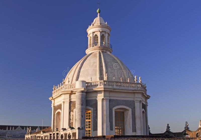 εκκλησία της Κατάνια στοκ φωτογραφία