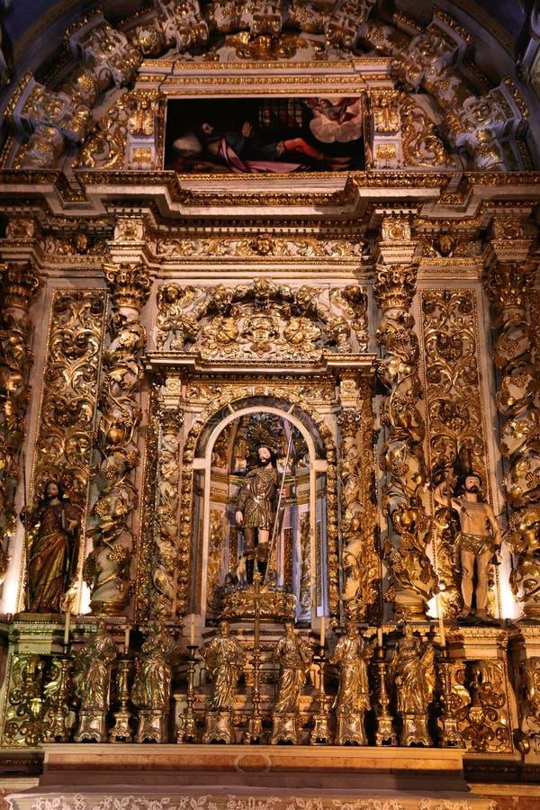 Εκκλησία της Λισσαβώνας Jesuit στοκ εικόνα με δικαίωμα ελεύθερης χρήσης