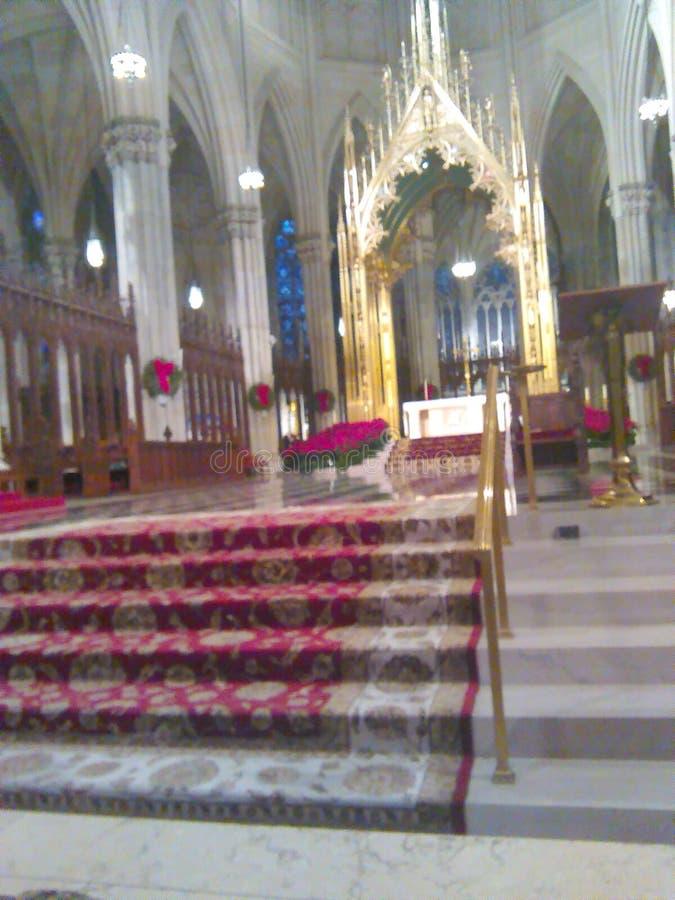 Εκκλησία τουριστών στοκ φωτογραφία με δικαίωμα ελεύθερης χρήσης
