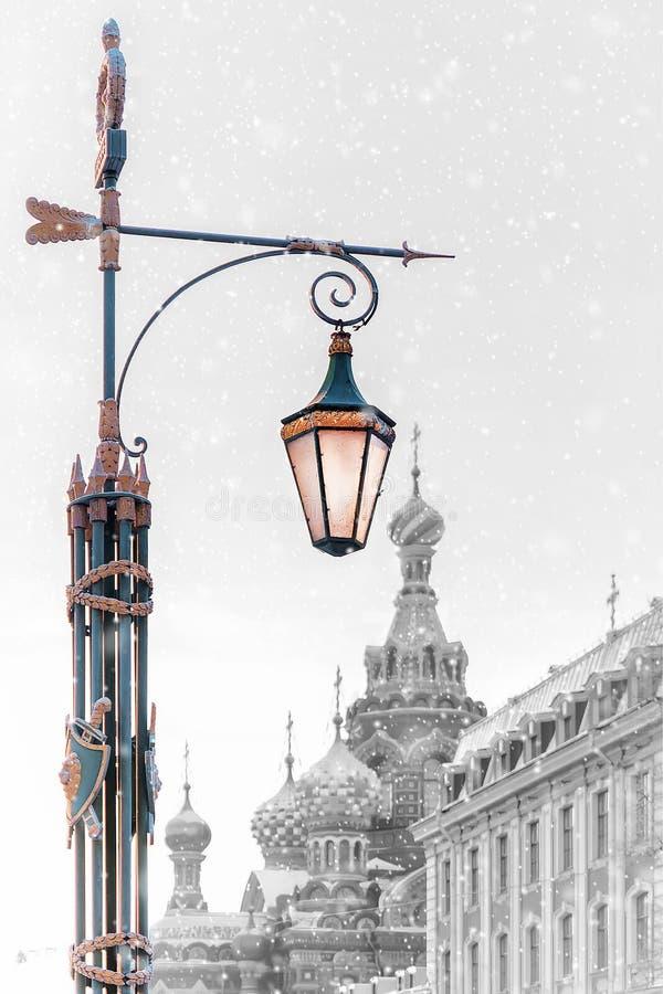 Εκκλησία του Savior στο αίμα στη Αγία Πετρούπολη στοκ φωτογραφία με δικαίωμα ελεύθερης χρήσης