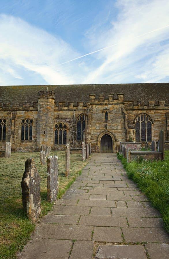 Εκκλησία του ST Laurence - Hawkhurst - VII - στοκ φωτογραφίες με δικαίωμα ελεύθερης χρήσης