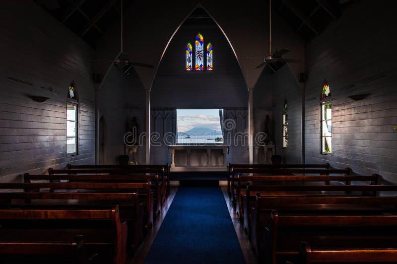 Εκκλησία του ST Mary θαλασσίως στοκ φωτογραφία με δικαίωμα ελεύθερης χρήσης