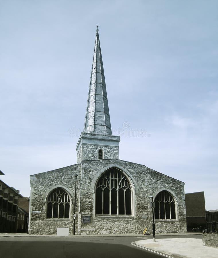Εκκλησία του ST Michael ` s, Southampton, Χάμπσαϊρ, Αγγλία στοκ φωτογραφίες