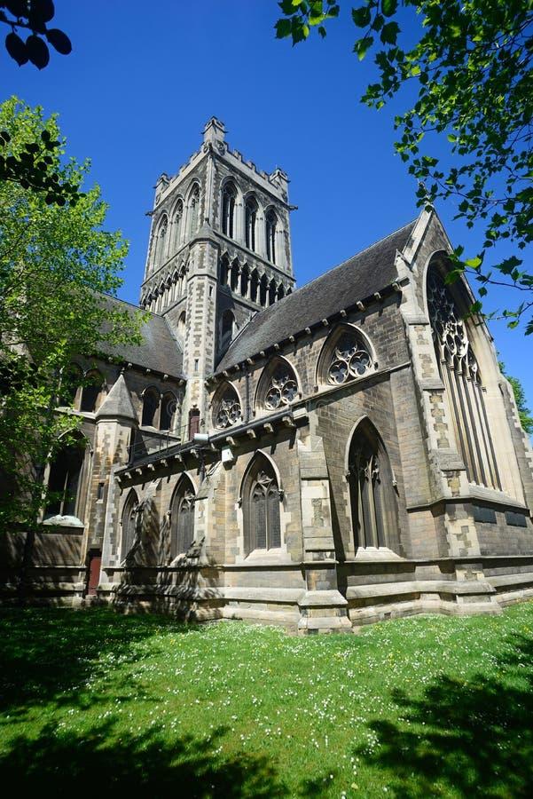 Εκκλησία του ST Pauls, Burton επάνω στο Trent στοκ φωτογραφίες