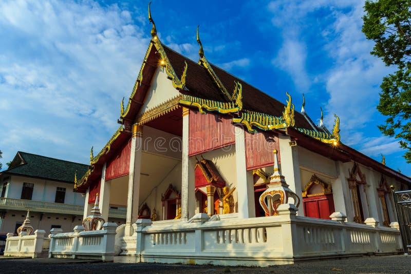 Εκκλησία των Βουδιστών στοκ εικόνες με δικαίωμα ελεύθερης χρήσης