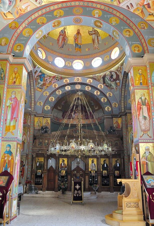 Εκκλησία των δώδεκα αποστόλων στοκ εικόνες με δικαίωμα ελεύθερης χρήσης