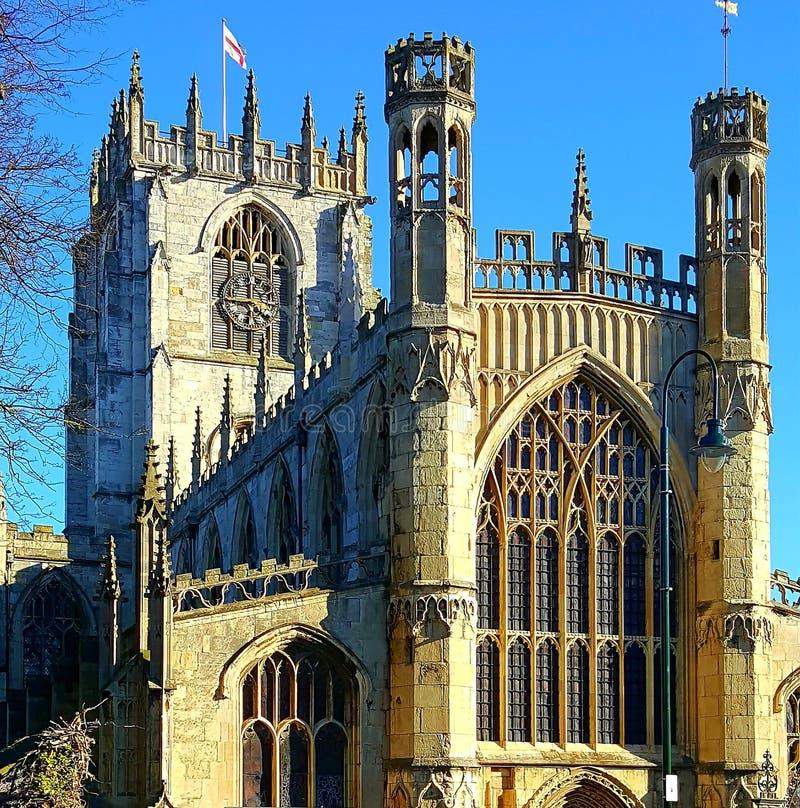 Εκκλησία Beverley του ST Mary ` s στοκ εικόνες