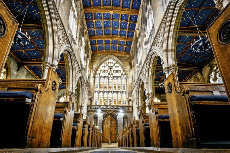 Εκκλησία Beverley του ST Mary ` s στοκ φωτογραφία