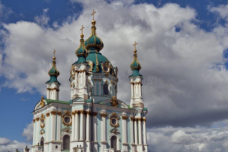 εκκλησία kyiv s ST Ουκρανία το&ups στοκ φωτογραφίες με δικαίωμα ελεύθερης χρήσης