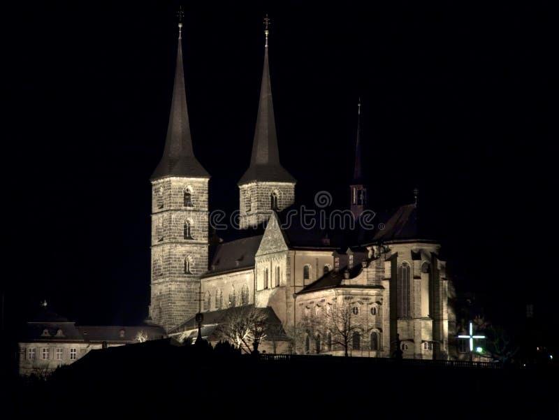 εκκλησία Michaels ST της Βαμβέργης Στοκ Φωτογραφία