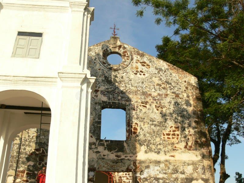 εκκλησία Paul s ST στοκ εικόνες με δικαίωμα ελεύθερης χρήσης