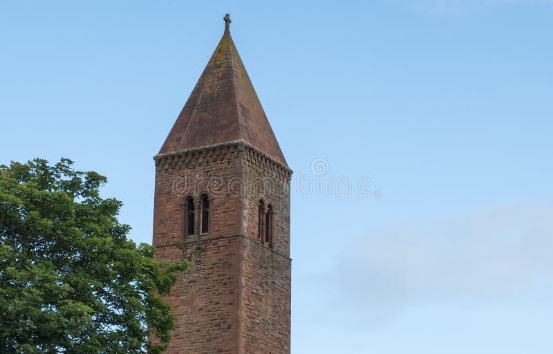 Εκκλησία Prestwick Ayrshire Σκωτία κοινοτήτων του Άγιου Βασίλη στοκ φωτογραφίες με δικαίωμα ελεύθερης χρήσης