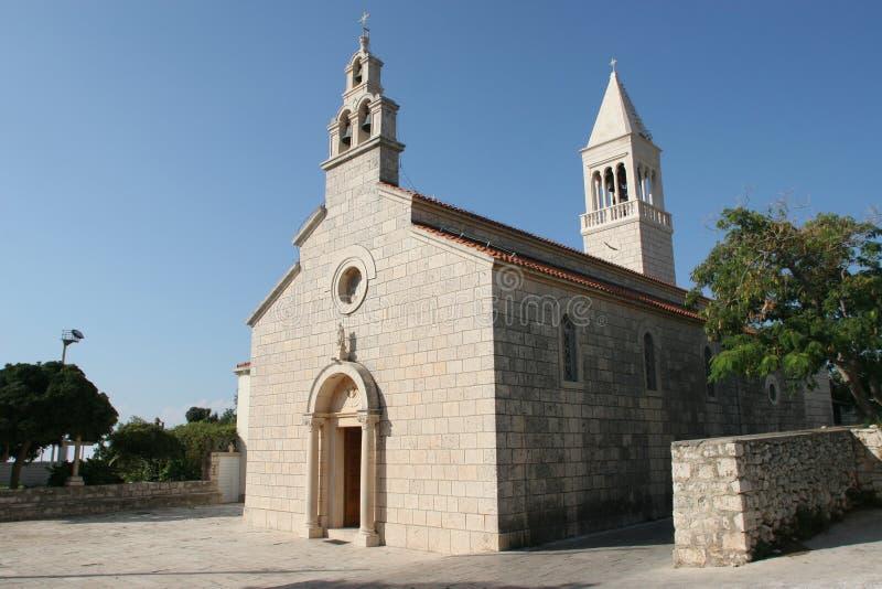 εκκλησία roch Άγιος στοκ εικόνες