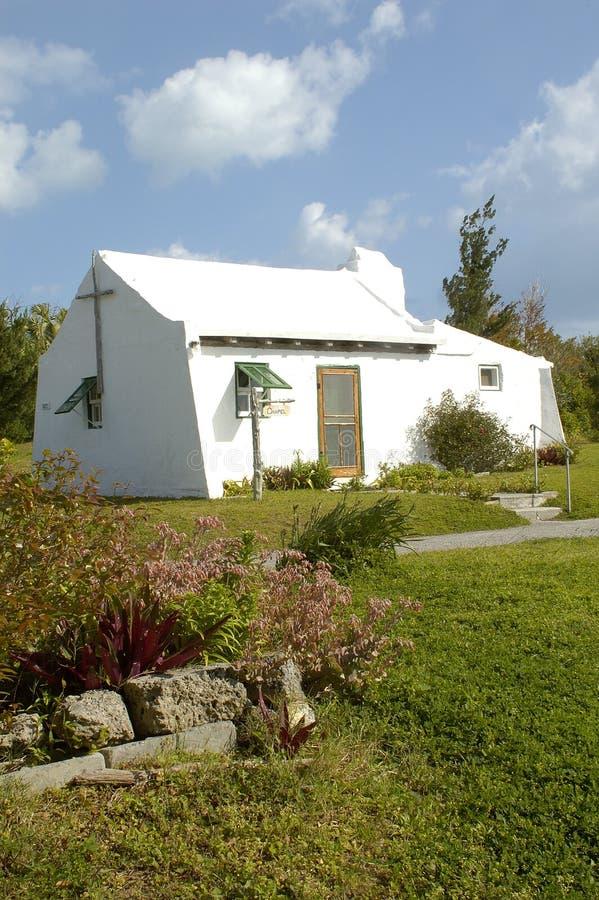 εκκλησία s 2 Βερμούδες η μ&iota στοκ φωτογραφίες με δικαίωμα ελεύθερης χρήσης
