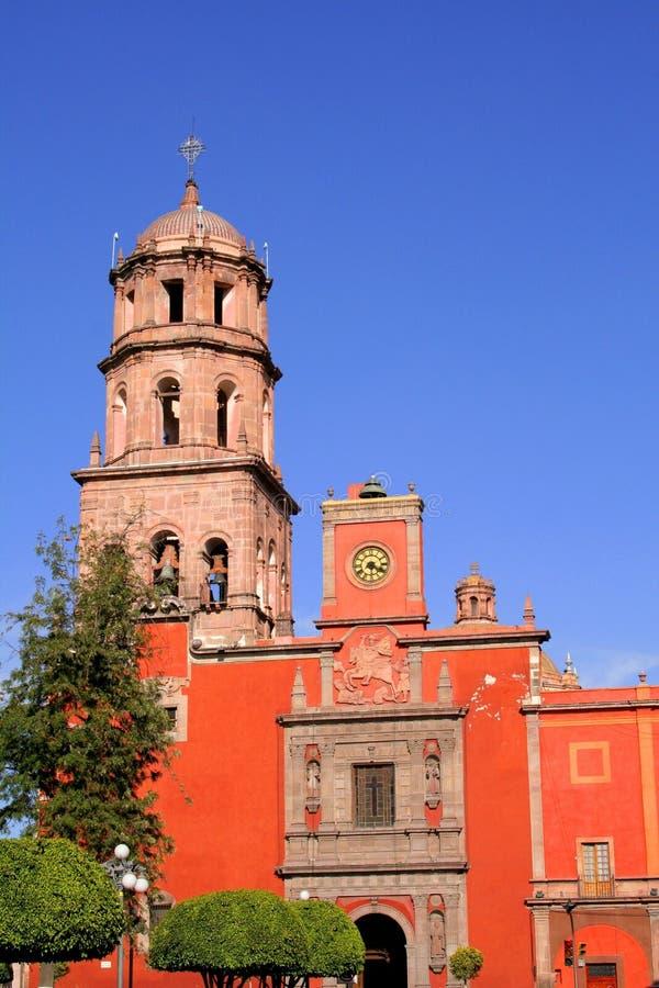 εκκλησία SAN antonio στοκ εικόνες