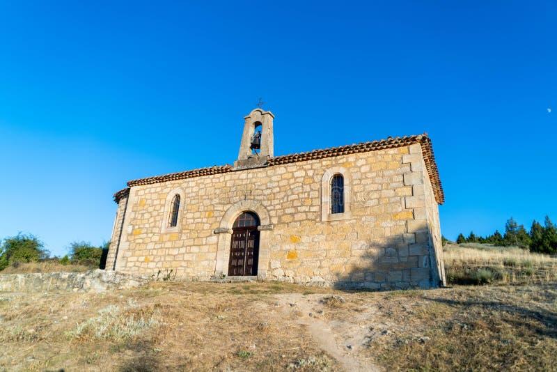 Εκκλησία Virgen del Camino στοκ φωτογραφίες