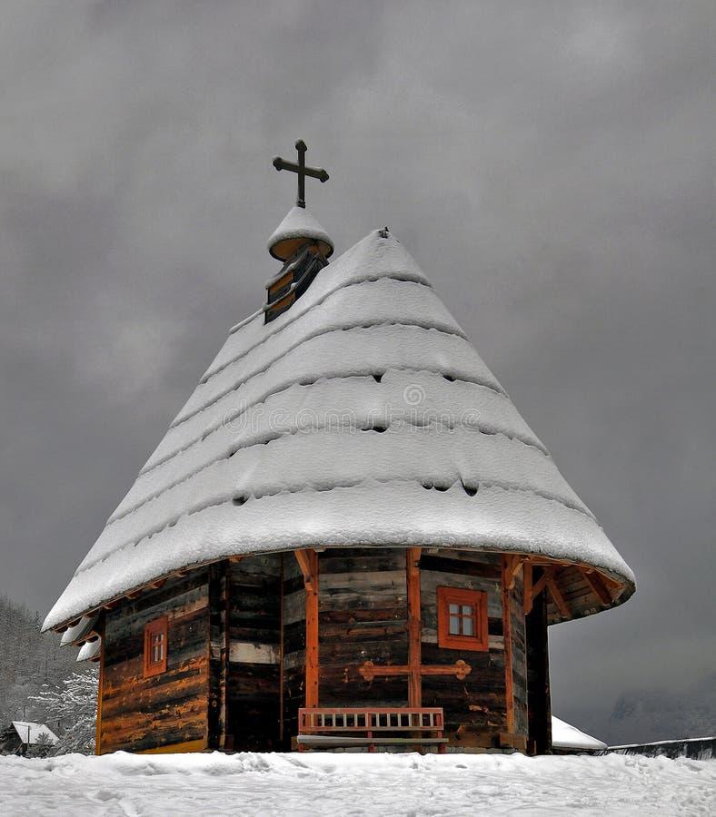 εκκλησία λίγα στοκ φωτογραφία με δικαίωμα ελεύθερης χρήσης