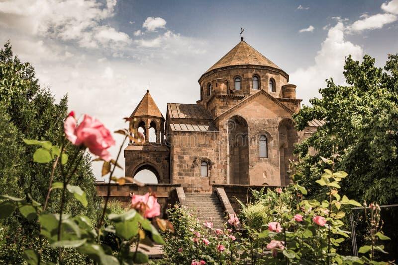 Εκκλησία Αγίου Hripsime, Echmiadzin, Αρμενία στοκ φωτογραφία με δικαίωμα ελεύθερης χρήσης