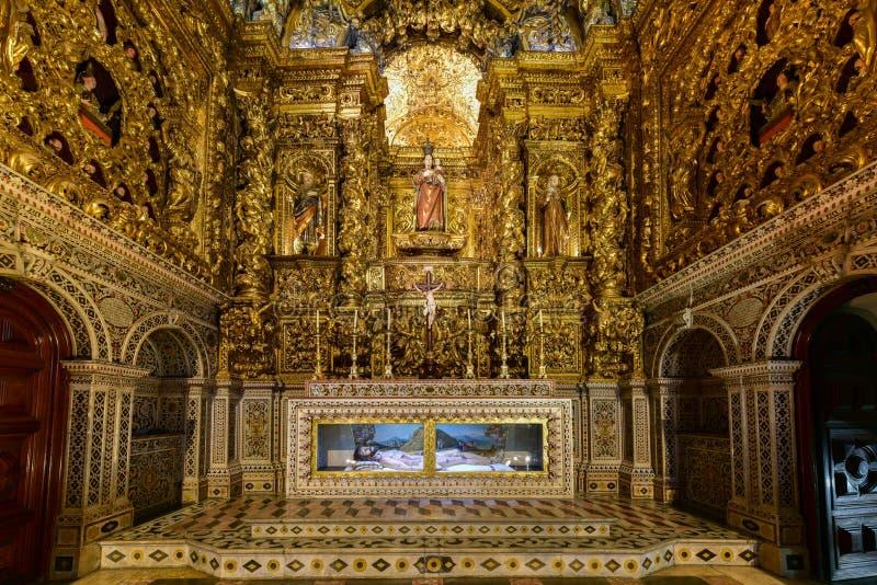 Εκκλησία Αγίου Roch - της Λισσαβώνας, Πορτογαλία ελεύθερη απεικόνιση δικαιώματος