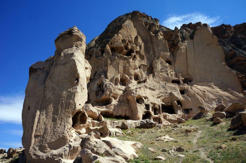 Εκκλησία βράχου στοκ εικόνα