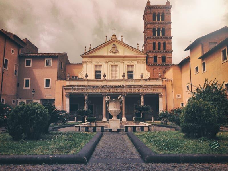 εκκλησία Ιταλία στοκ εικόνα