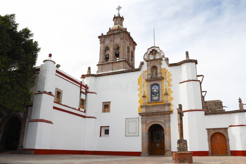 Εκκλησία Ι Παναγίας στοκ εικόνες