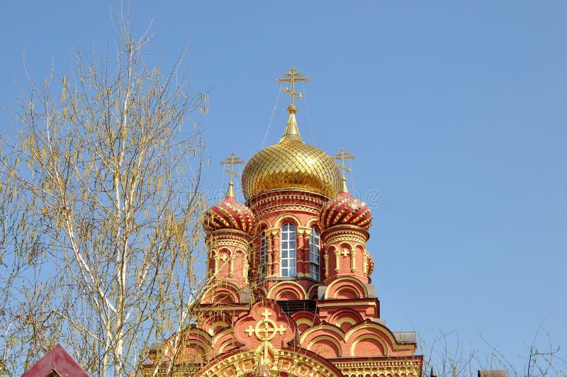 εκκλησία νέα στοκ εικόνες