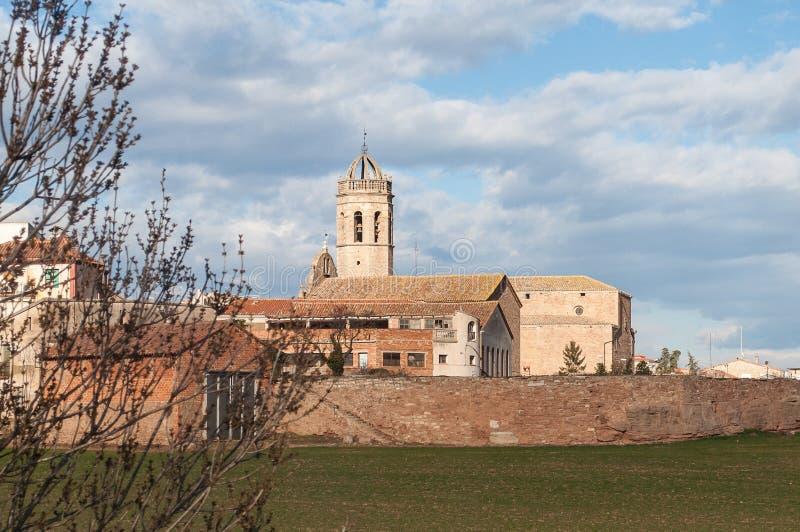Εκκλησία στην Ισπανία στοκ φωτογραφία με δικαίωμα ελεύθερης χρήσης