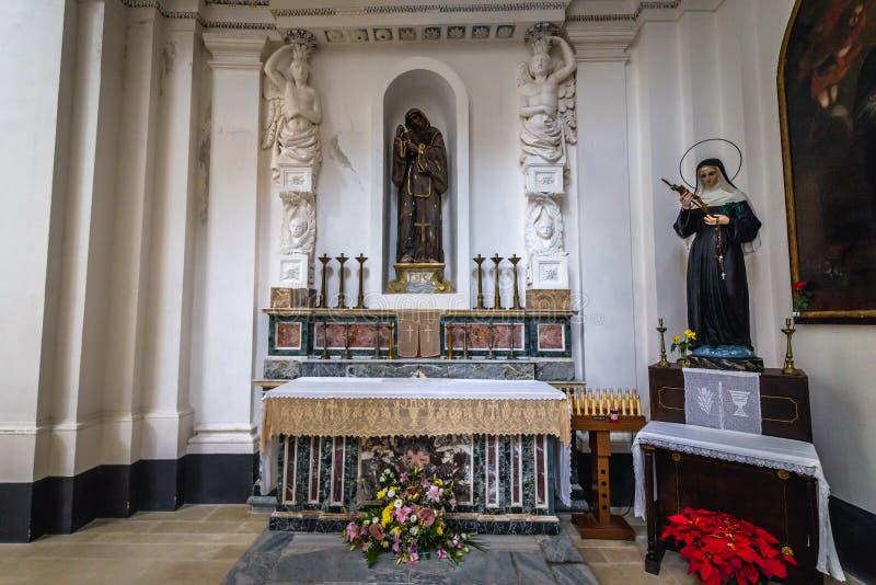 Εκκλησία στις Συρακούσες στοκ φωτογραφία με δικαίωμα ελεύθερης χρήσης